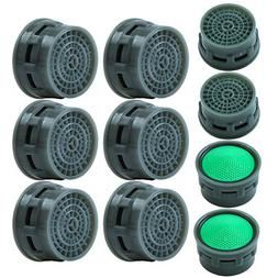 10 Pieces Faucet Aerator Flow Replacement Parts Insert for B