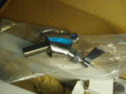 Fisher 3010? 58033.   Single Deck Kitchen Faucet - Lever Han