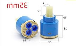 35mm Universal Faucet Ceramic cartridge fits Glacier Bay Moe