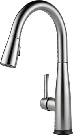 Delta Faucet 9113T-AR-DST Essa Single Handle Pull-Down Kitch