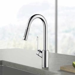 Hansgrohe Cento Kitchen Faucet in a Chrome Finish