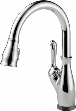 Delta Faucet Single-Handle Touch Kitchen Faucet with Pull Do