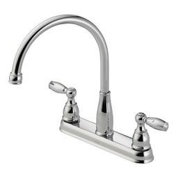 Delta Foundations 21987LF 2-Handle Standard Kitchen Faucet i