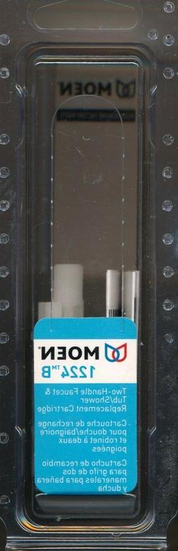 Genuine MOEN 1224 B Repl Faucet Cartridge Double Handle Moen