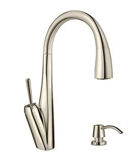 Pfister GT529-MPD Zuri 1-Handle Pulldown Kitchen Faucet with