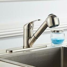 hot home kitchen faucet pull out sprayer