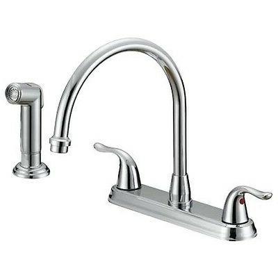 10201 two handle kitchen faucet