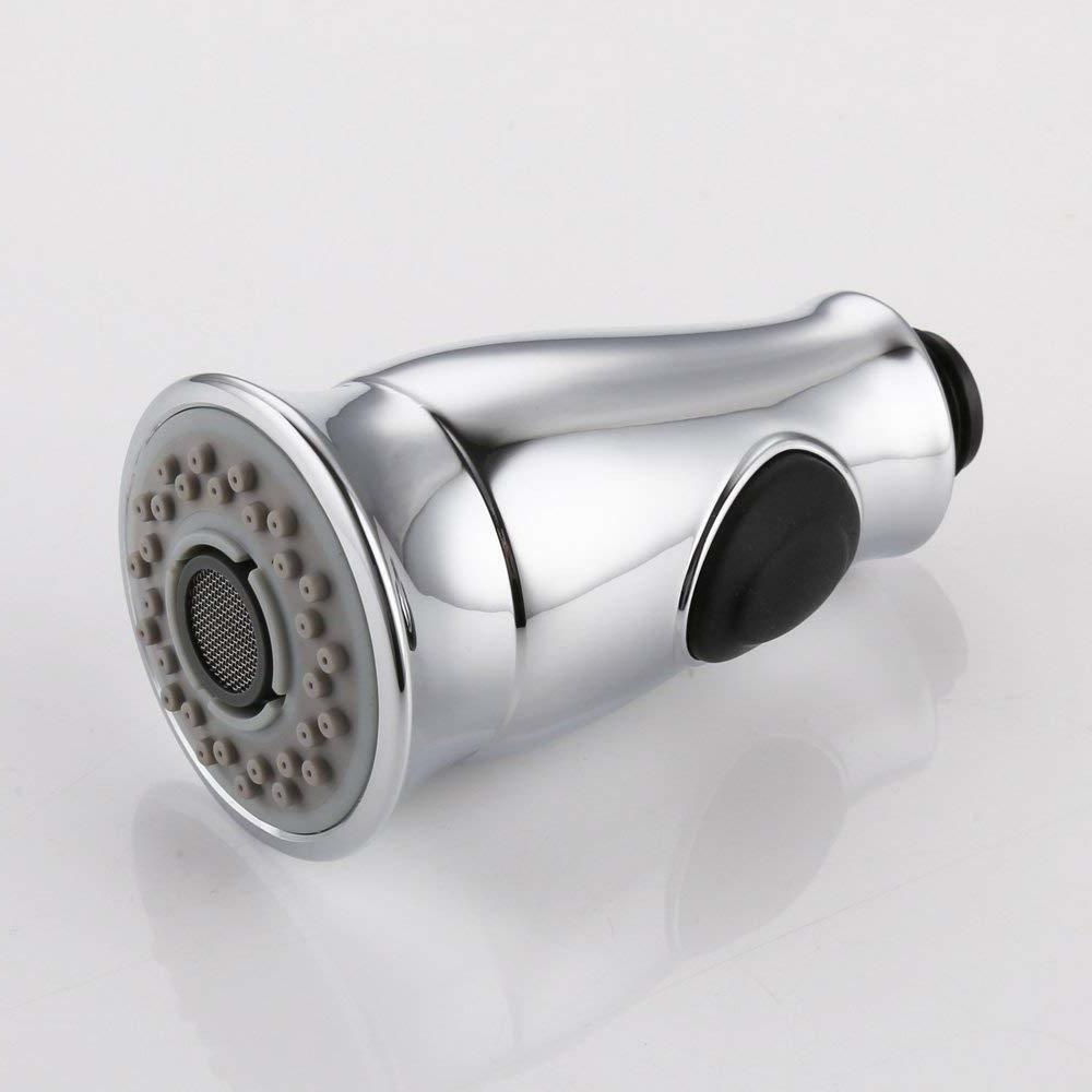 KES Bathroom Pull-Out Spray Head, Chrome, PFS5M