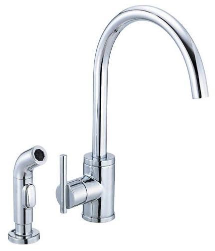 Danze Parma Handle Faucet Matching Spray,