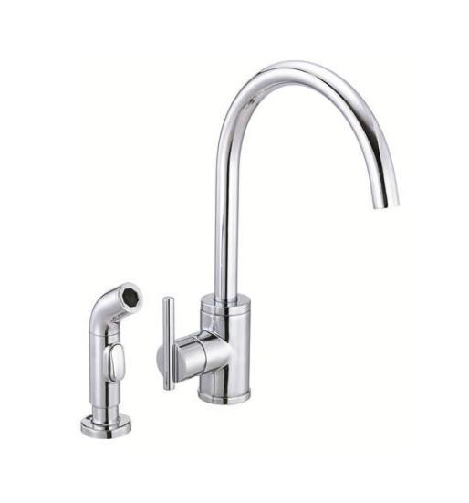 d401558 parma single handle kitchen