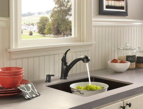 Pfister FWKP701B Pull-Out Kitchen Soap Matte