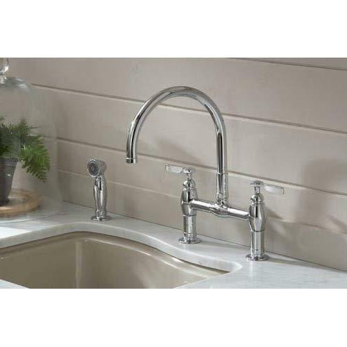 Kohler Kitchen Faucet with - Chrome