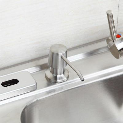 Kitchen Brushed Mixer Faucet