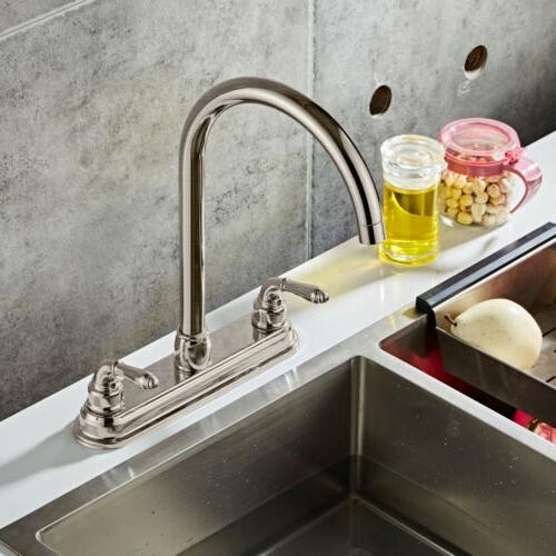 Kitchen Matching Spray Steel Bathroom Faucet