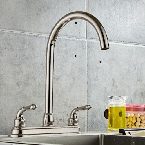 Kitchen Faucet Matching Spray Steel Faucet