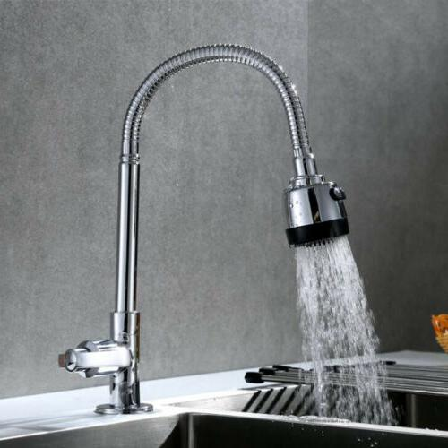 Kitchen Pull Down Sprayer Single Handle tap