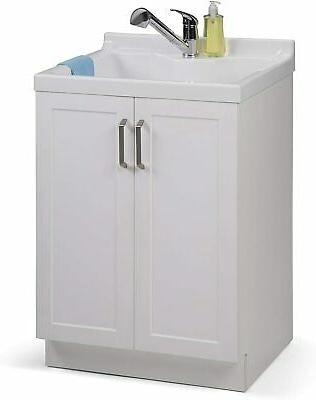 Simpli Laundry with Pull-out Faucet and NEW