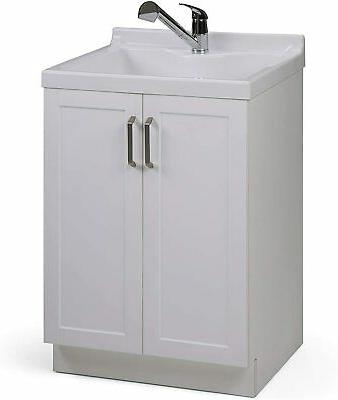 kyle 24 laundry cabinet with pull out