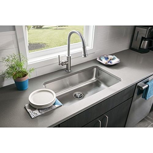 Elkay Kitchen Faucet Steel