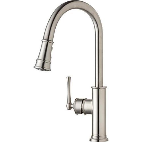 lkec2031 kitchen explore faucet single
