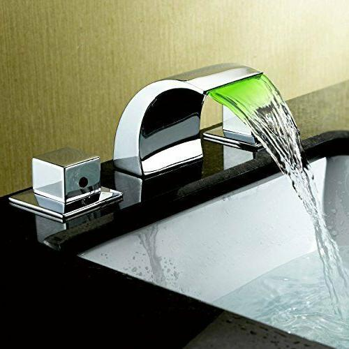 Widespread Bathroom Sink Basin