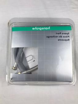 NOS Hansgrohe Spare Part Pull Down Kitchen Faucet Hose Chrom
