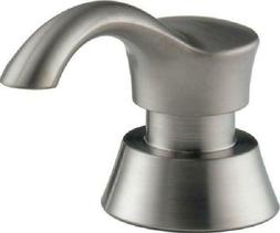 Delta Faucet Pilar Kitchen Soap Dispenser for Kitchen Sinks,