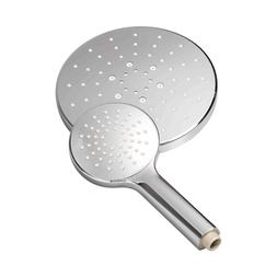 Shower Head High Pressure Rain Luxury Modern Chrome Look Rep