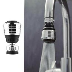 Sink Water Faucet Tip Swivel Nozzle Adapter Kitchen Aerator